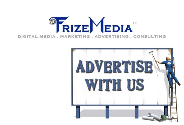 FrizeMedia Has The Most Engaging Content Online. 10,000 People Find Our Informative Pages Everyday.Reach Your Target Audience By Advertising Here