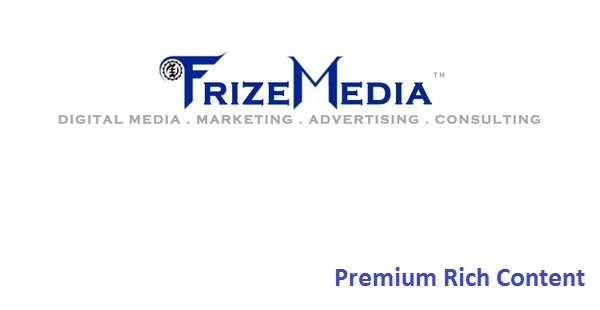 Partner with us by advertising your business with FrizeMedia