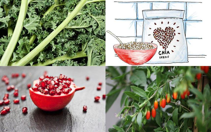 #Superfoods - Super Antioxidants #food #HealthyEating #FrizeMedia