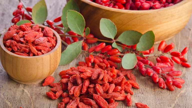 Superfoods Goji Berries - FrizeMedia