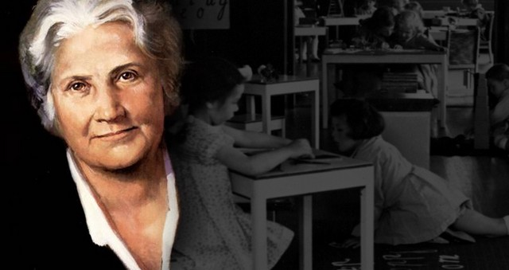 Maria Montessori - FrizeMedia - Digital Marketing And Advertising - Charles Friedo Frize