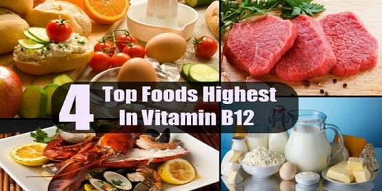 Vitamin B12 - Benefits Of vitamin B12 #health #FrizeMedia
