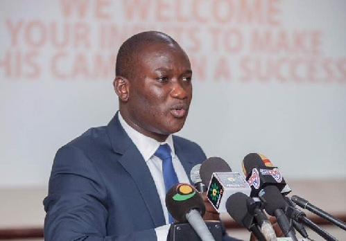 CEO of the National Petroleum Authority (NPA) Hassan Tampuli (Ghana)