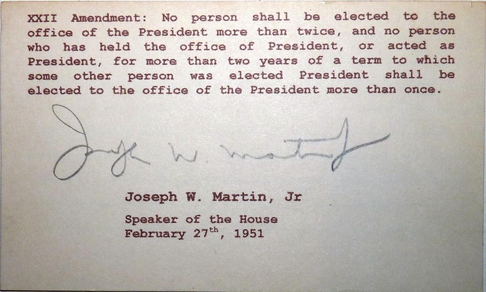 American History 22nd Amendment - #AmericanHistory - The 22nd Amendment #influence #leadership #FrizeMedia