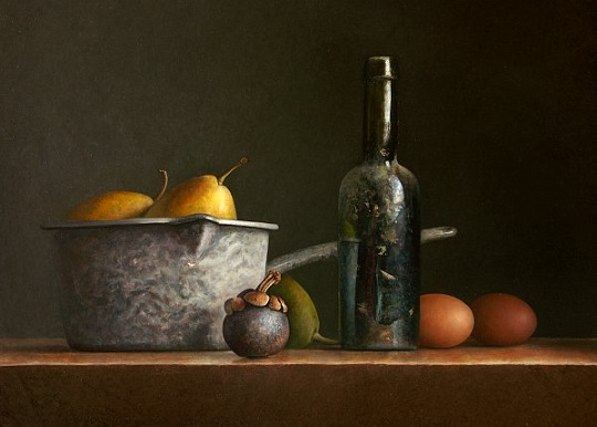 Art Tips: Still Life is an art term, that refers to a special kind of picture.