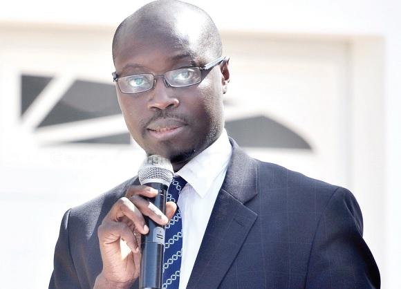 Ghana Minority Spokesperson on Finance, Cassiel Ato Forson