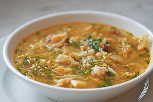#CabbageSoup #Recipe - Long Term Weight Loss #FrizeMedia #food