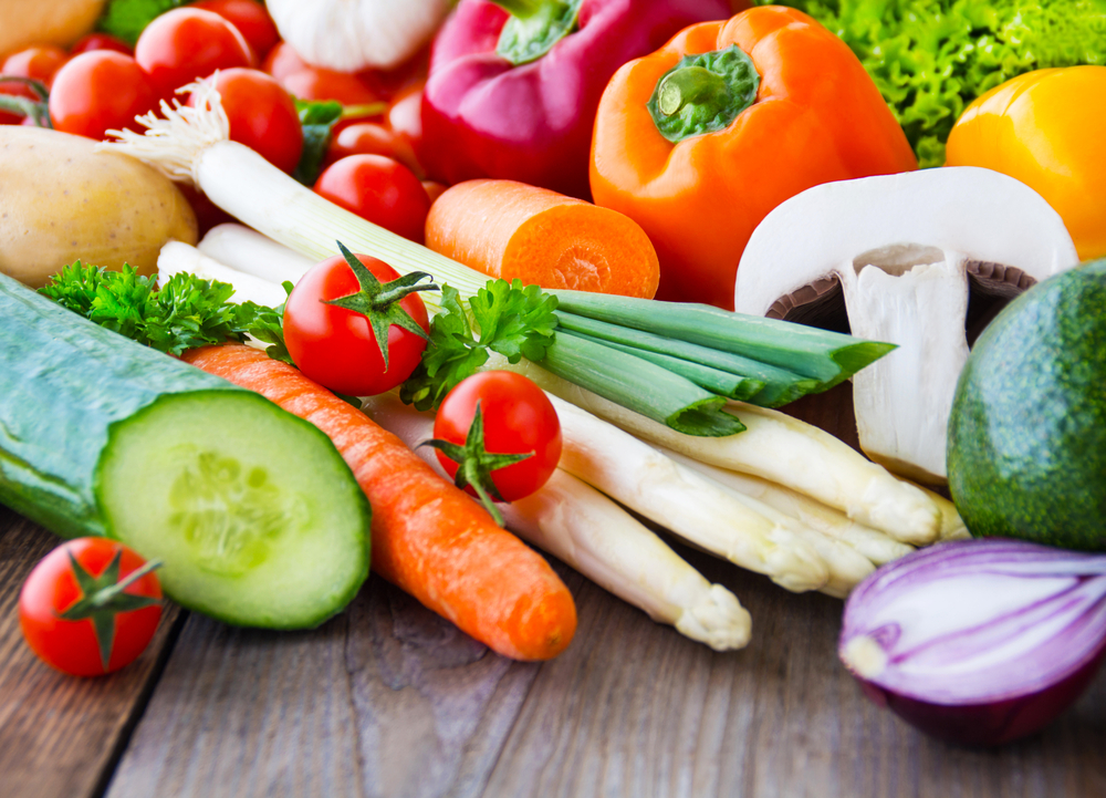 Kitchen With Food essentials of #cooking - the problem of #food #frizemedia