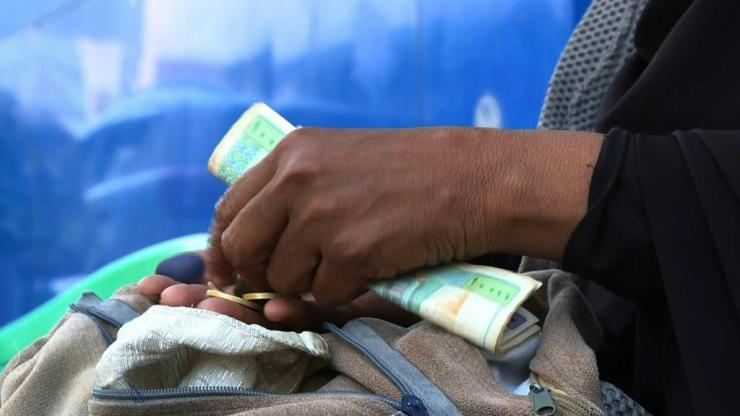 Women Money changers in Djibouti Keeping the informal Economy Moving #FrizeMedia