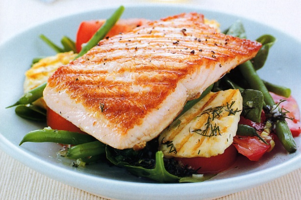 #Fish - Salmon #food #seafood #Recipe #Nutrition #Benefits #FrizeMedia