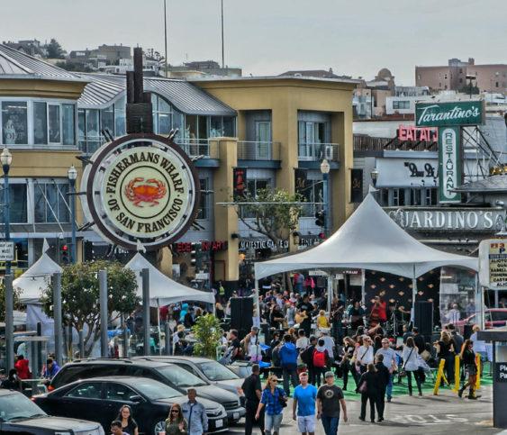 San Francisco Fishermans Wharf Famous For A Reason