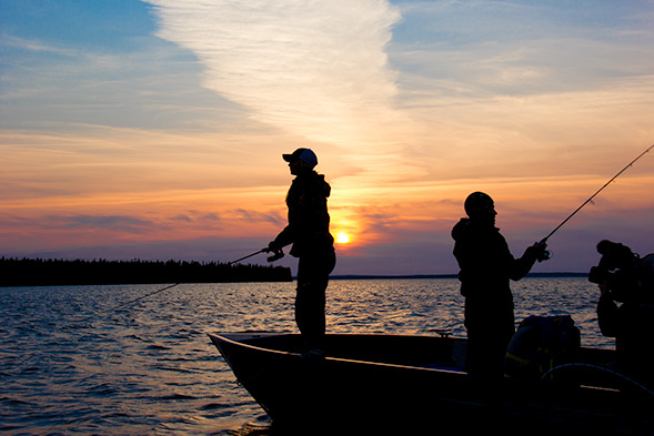 Fishing - Learn To Fish - It is Fun And Relaxing #FrizeMedia
