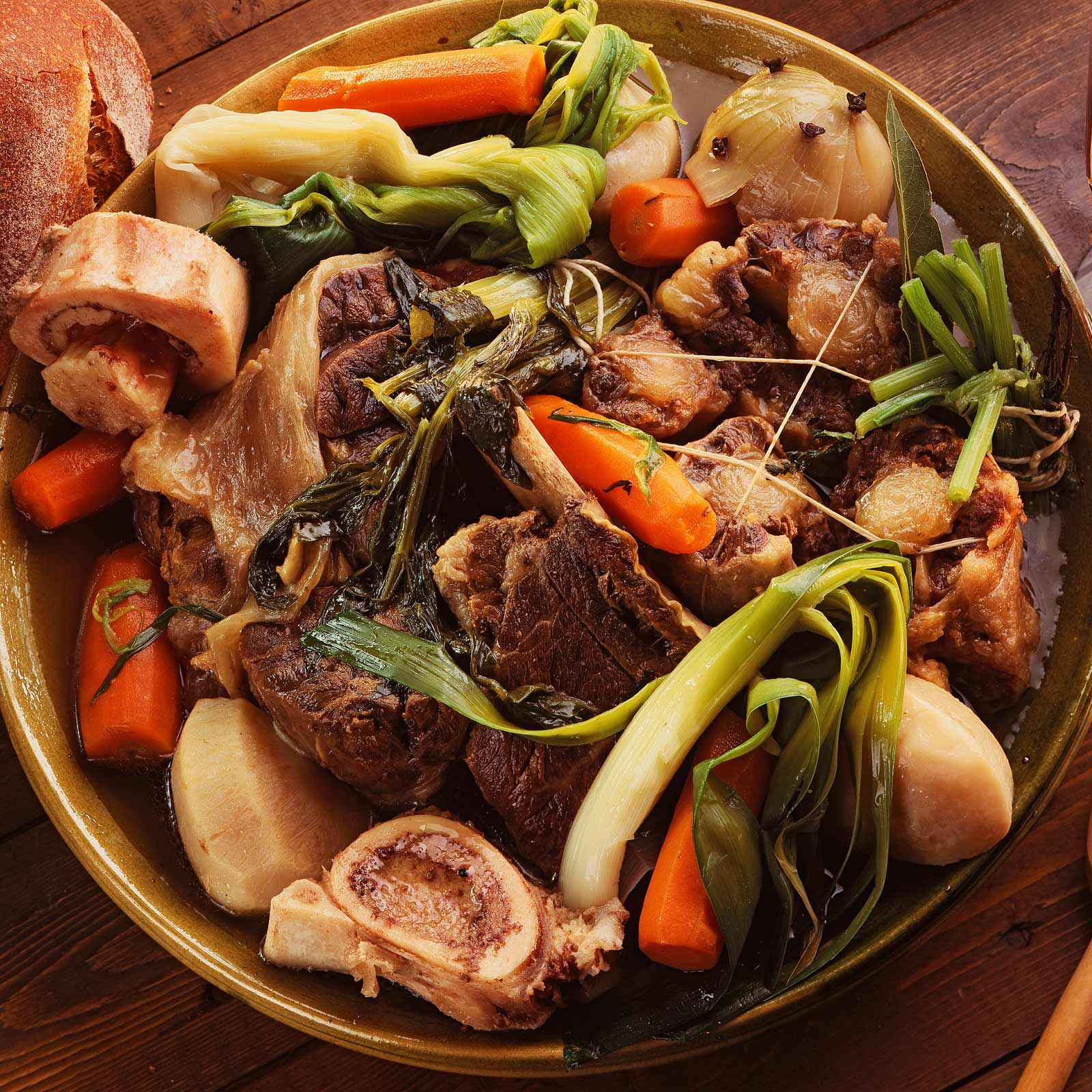 French Cuisine - Pot Au Feu - FrizeMedia - Digital Marketing advertising Consulting