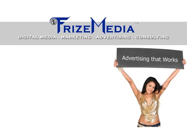 Advertise Your Business With FrizeMedia