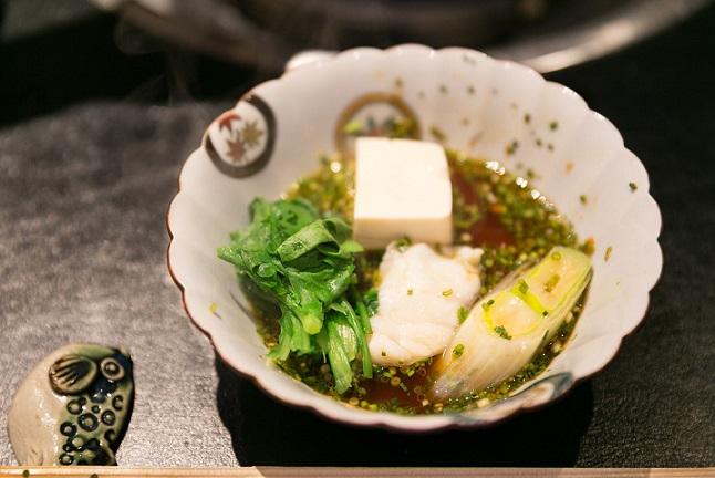 Fugu Fish Stew #FrizeMedia #Food