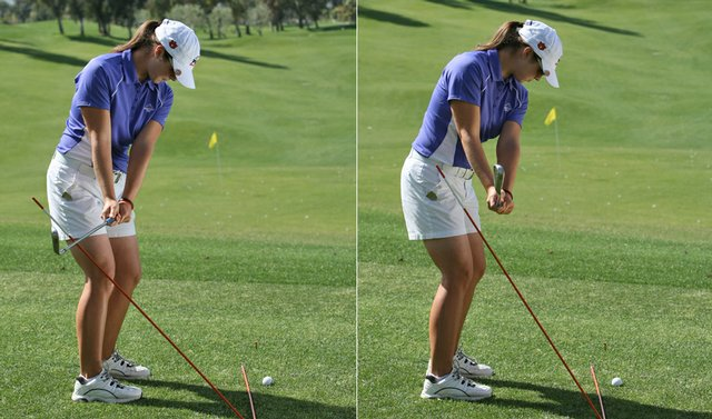 Golf swing alignment is one of the major flaws of inexperienced golfers and to some extent many experienced golfers too.Here are tips to help