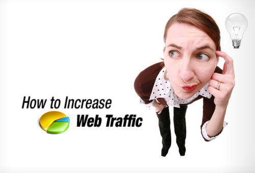 Increase Website Traffic - Traffic Generation #FrizeMedia #DigitalMarketing