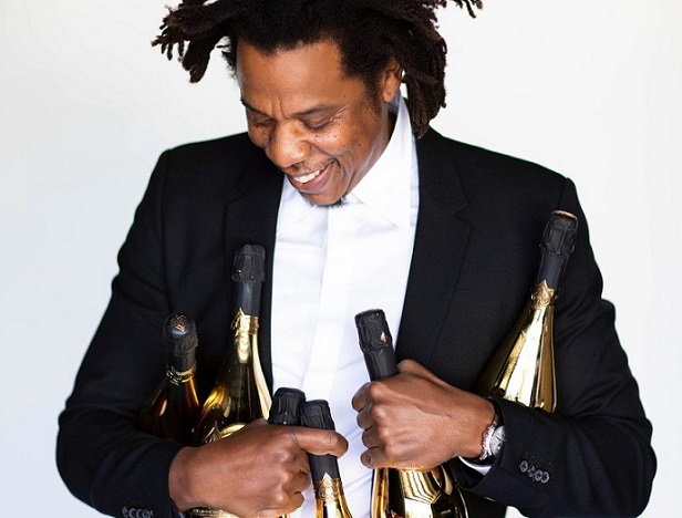 Jay-Z's Net Worth Jumps 40% Selling Streaming Service,Champagne Brand - FrizeMedia