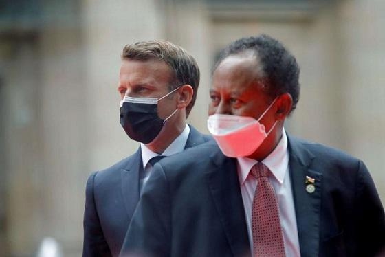 Macron Hosts African leaders to Address Economic Impact of Covid-19 #FrizeMedia