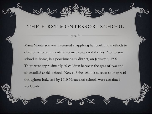 Maria Montessori - FrizeMedia - Digital Marketing And Advertising - Charles Friedo Frize