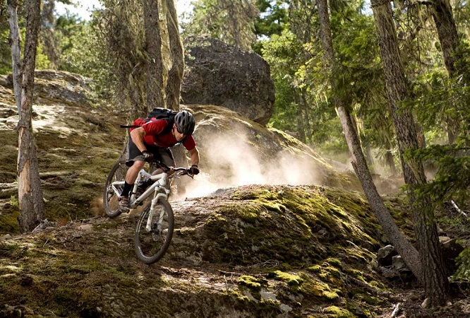 Mountain Bike - Technical Down Hill #ExtremeSport #FrizeMedia