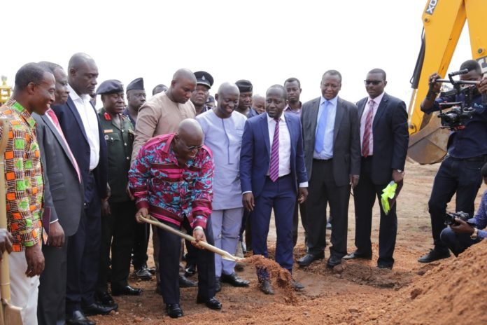 Ghana President Akuffo Addo assures private sector of support in providing affordable housing