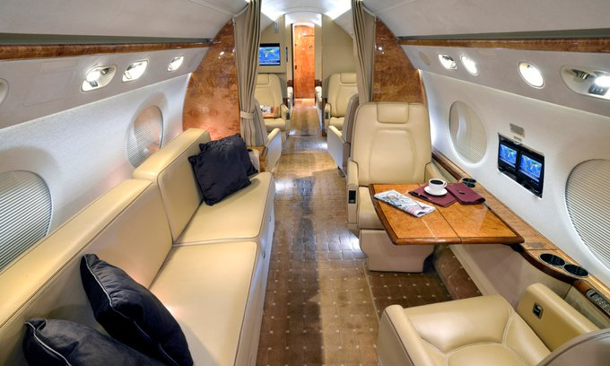 Private Jet Charter - Benefits And Downside Of Chartering #FrizeMedia