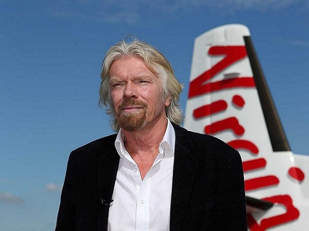 How Sir Richard Branson Changed His Mind Over Aid From Government - FrizeMedia