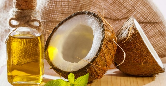 Coconut oil speeds up your metabolism and can actually help you loose weight. FrizeMedia