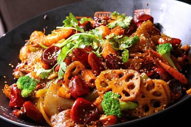 #SzechwanCuisine - Chinese #Food #MyFoodFantasy #FrizeMedia