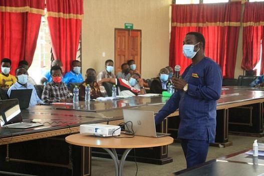 Ghana Technical Universities urged to go Beyond Academic Publications #FrizeMedia