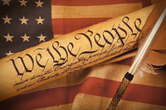The Constitution - Cornerstone Of American Law And History #FrizeMedia