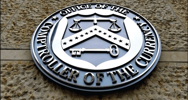 US Banking Regulator OCC Will Review Cryptocurrency Regulations #FrizeMedia