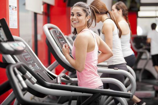 Walking Fitness Treadmill - FrizeMedia