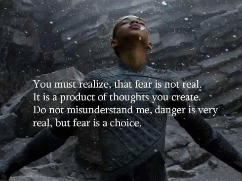 #Fear - Types And Overcoming Them #SelfImprovement #FrizeMedia