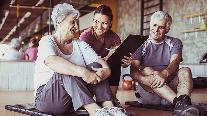 Bodily Changes and Healthy Aging #activeaging #seniorcare #FrizeMedia
