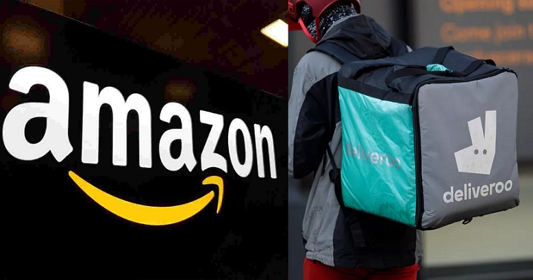 Amazon Minority Investment In Deliveroo Cleared - FrizeMedia
