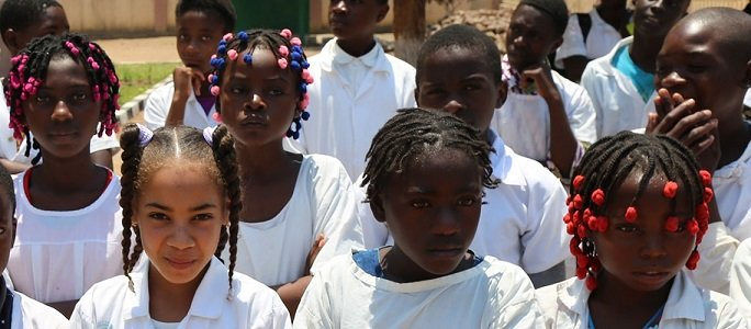 The Path to Angola's bright Future starts with Empowering Girls #FrizeMedia
