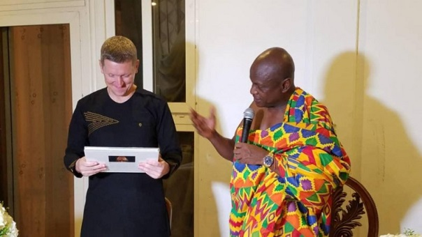 Volta Region can become a cycling haven- British High Commissioner #FrizeMedia