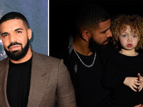 Drake Shows Off First Pictures Of His Son, Adonis, To The Public
