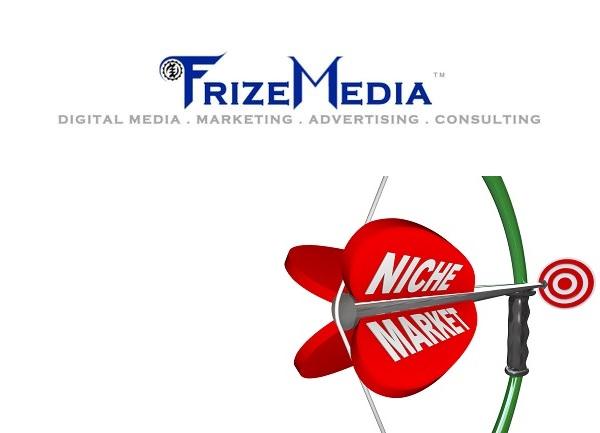 Niche Marketing - FrizeMedia - Digital Marketing Advertising Consulting