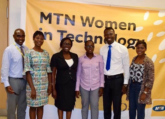 FrizeMedia At Launch Of MTN women In Technology