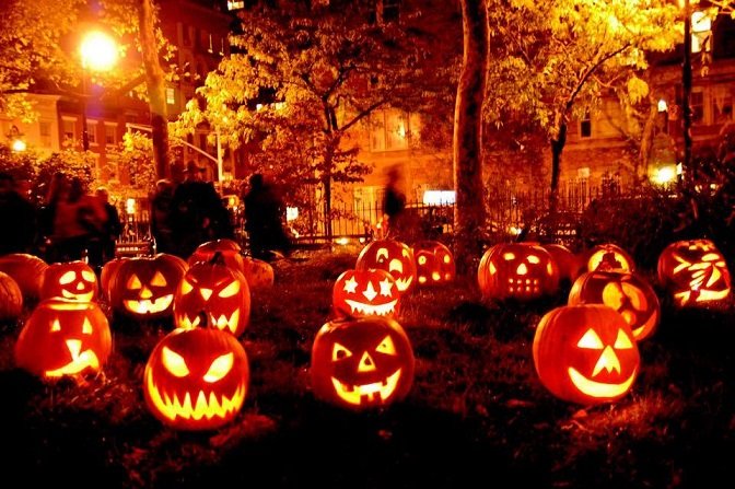 What is #Halloween - Derives From The Celtic Pagan Feast Samhain