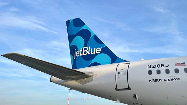 JetBlue will start flying from New York to London this summer #FrizeMedia