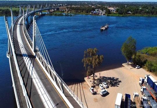 Kazungula Bridge Project to Expand regional Integration and Trade across Southern Africa #FrizeMedia