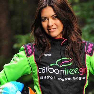 Alternative Energy - Leilani Munter Environmentalist Race Car Driver - FrizeMedia Digital Marketing Advertising Consultants