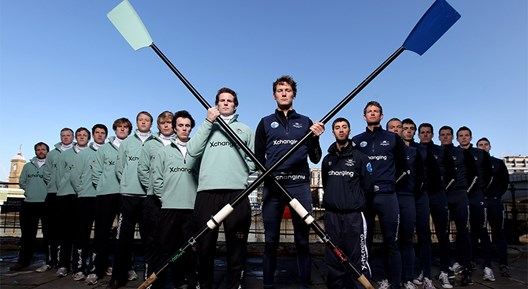 Oxford And Cambridge Boat Race - FrizeMedia