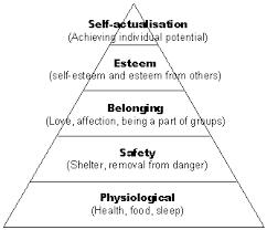 Psychological Needs - Charles Friedo Frize - FrizeMedia