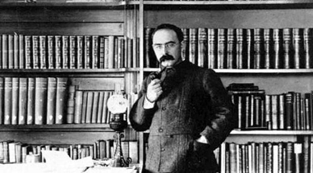 Rudyard Kipling #poetry #Arts #FrizeMedia