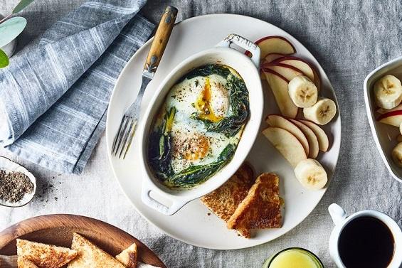 Shirred Eggs - Delicious #Egg #Recipes #food #FrizeMedia